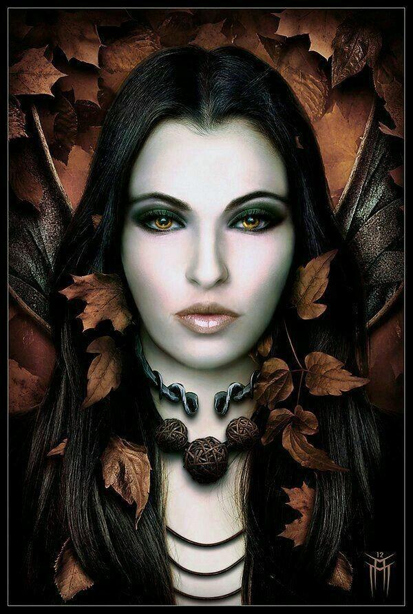 Autumn Witch by Kargain