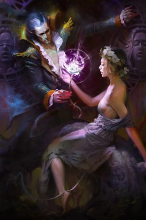 Beauty and the Beast by Nicolai Eremeico