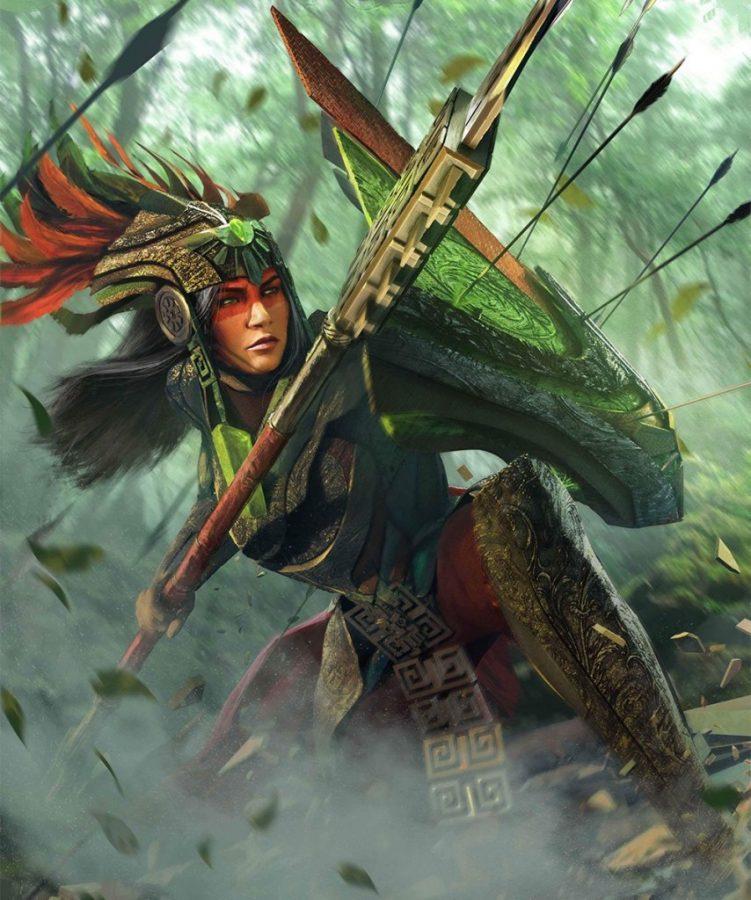 Forest Sentinel by Guilherme Batista