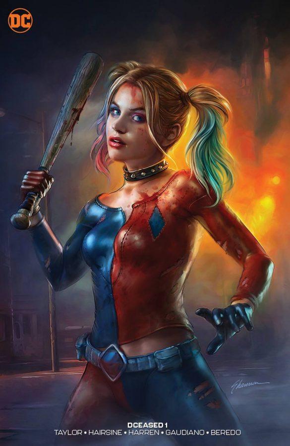 Harley Quinn by Shannon Maer