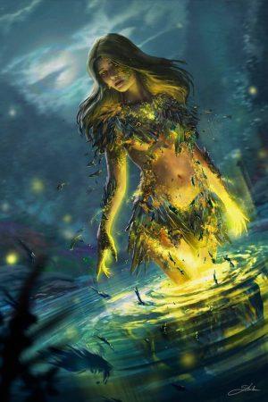 Vivienne's Transformation by Skyrawathi