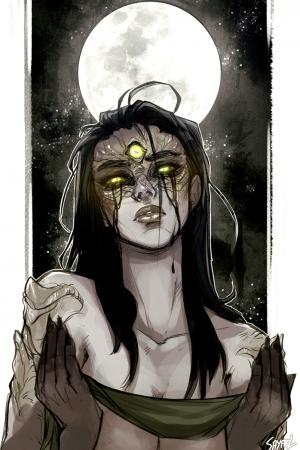 Illustration | Destiny 2 by SayaelNu