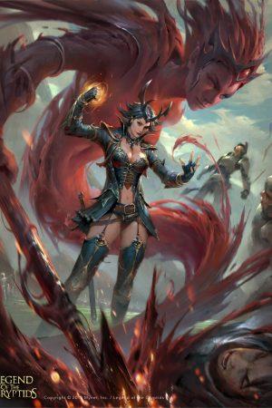 Blood Summoner (Adv) by  Fajareka Setiawan
