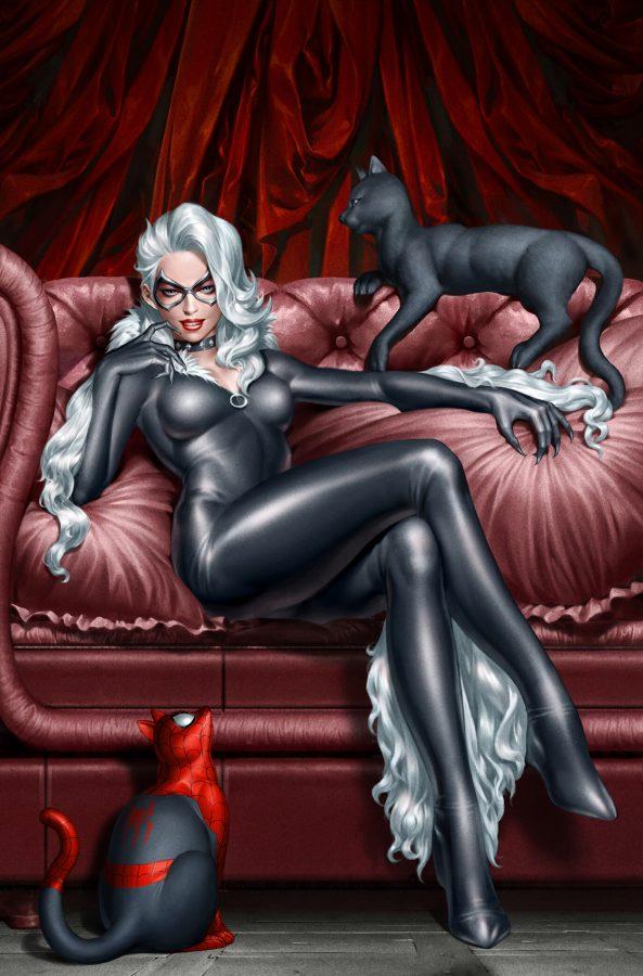 Black Cat by Junggeun Yoon