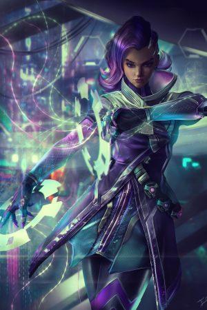 Sci-Fi / Steampunk | Commission by Eddy Shinjuku