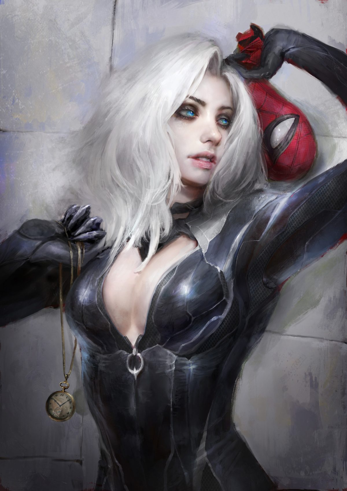 Black Cat by Daniel Kamarudin