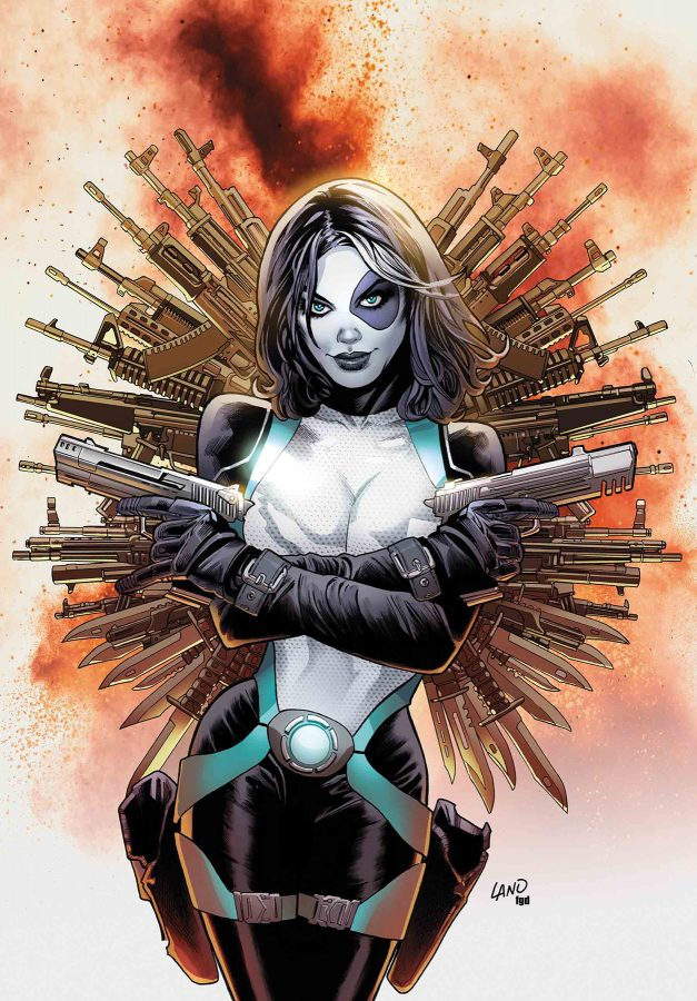 Domino #2 by Greg Land
