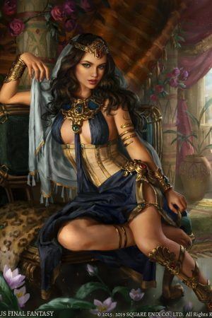 Mobius Final Fantasy – Cleopatra by Laura Sava