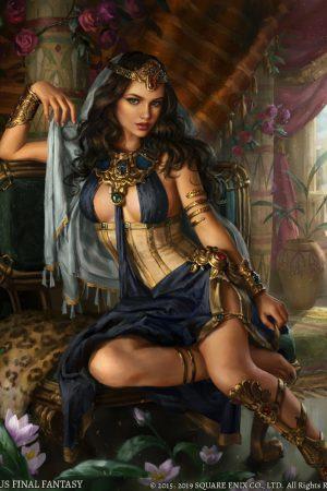 Mobius Final Fantasy – Cleopatra by Laura Sava