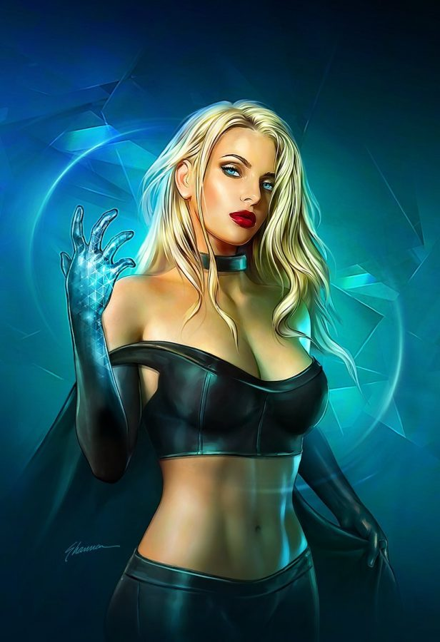 Emma Frost by Shannon Maer