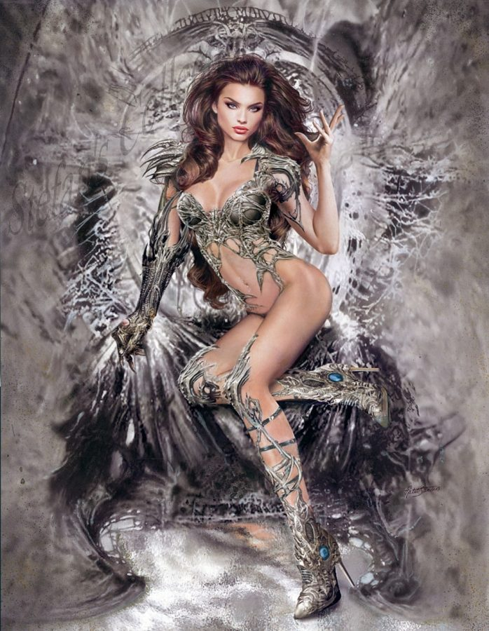 Witchblade by #Natali_Sanders