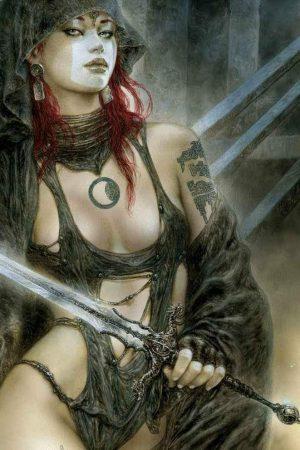 Artwork by Luis Royo (33)