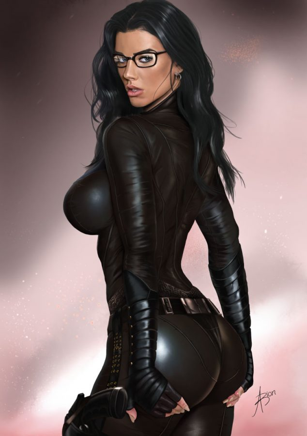 Baroness by #arion69