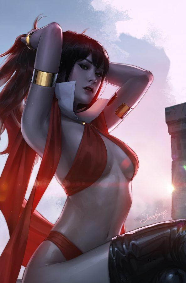 Vampirella 2 by jeehyunglee