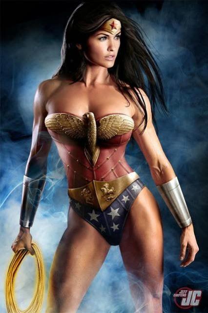 Wonder Woman by Jeff Chapman (Jeffach)