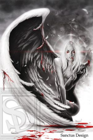 Angels / Demons | Fallen Da by Sanctus Design