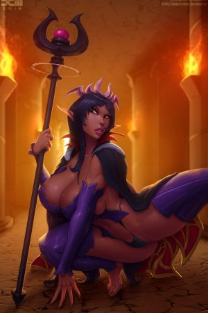Anime / Manga / Cartoon | Queen Origa (Olga Discordia) by Barretxi...
