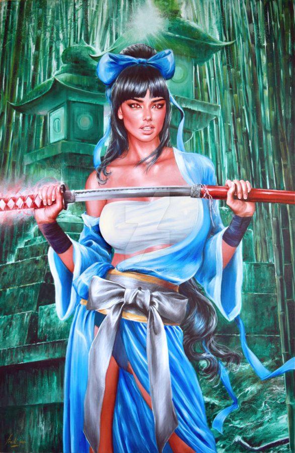 Samurai of Oz by Fred Ian Paris