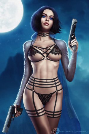 Selene by Martaino