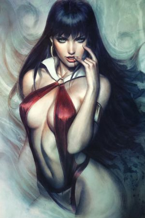 Vampirella #6 Cover by Artgerm