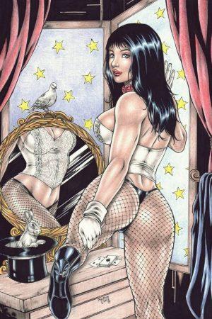 Hero / Villain | Zatanna by Medson Lima.